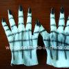 Перчатки изверга Halloween мягкие резиновый (PM247)