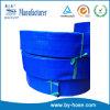 Mangueira flexível excelente da água do PVC Layflat