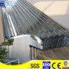 Folha de aço galvanizada ondulada da telhadura do fabricante de China