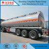 在庫の半オイルまたは燃料またはディーゼルまたはガソリン輸送のトレーラーのタンカー