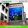 Affichage extérieur polychrome de Chipshow Ak10d grand LED