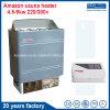 Verwarmer van de Sauna van de Apparatuur van de Zaal van de sauna de Elektrische 9kw met de Goedkeuring van Ce