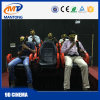 Fabricante de Guangdong Vr 5D 8d 6D 7D 9d 12D XD Cinema 5D móviles 7D 9D XD Cine / cabina