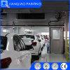 Las pruebas de coches Estación de trabajo en taller de ensamblaje final