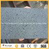 Basalto nero smerigliatrice del Hainan/mattonelle di pietra della lava per il pavimento/parete