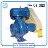 pompe à l'eau 7.5HP mue par courroie avec le moteur électrique