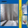 Máquina de capa de aluminio de los materiales de aislante del laminado de las telas