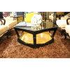 Venta Directa de Fábrica Moderna de alta calidad de madera sólido pies mesa de café (KL C03)