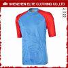 Più nuovo gioco del calcio asciutto veloce Jersey uniforme di disegno a buon mercato (ELTFJI-61)