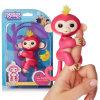Обезьяна перста младенца новой игрушки 2017 взаимодействующая, электронная обезьяна Fingerlings игрушки любимчика для подарка рождества