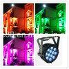 Im Freien12pc 5 in 1 flachem LED NENNWERT Licht LED-