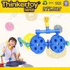 Воспитательная игрушка DIY для стены серии робота строительных блоков детей. E