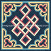 Azulejos musulmanes del rompecabezas del diseño de la alfombra del estilo para el sitio del rezo