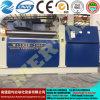 Certificazione idraulica di piegamento di piastra metallica del Ce della macchina del rullo di serie W12