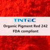 Органических красного пигмента 242 для пластмассовых (FDA)