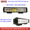 Power 높은 240W 크리 말 Offroad LED Light Bar