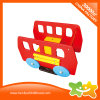 Matériel matériel d'amusement de conduite de Kiddie de bus de picovolte mini à vendre