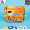 Ultra mince anion dame de la puce de serviettes sanitaires fabricant en Chine