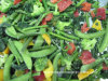 Mélange de légumes IQF, congelés légumes mélangés