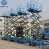 Il Portable Scissor l'elevatore idraulico della coda fatto in Cina