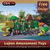 Approuvé TUV très amusant enfants plastique en plein air Aire de jeux pour le parc (X12192-6)