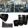 Chaîne de production de chemise de fusion de joint de fermeture de soudure électro