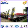 3 Eixo 60ton Caminhão Baixa semi reboque para venda