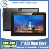 7 인치 A23 Dual Core Android 4.4.2 External 3G Tablet PC (PBD724F)