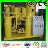 Dispositif de purification de pétrole de graissage de vide de Tya de série