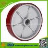 Polyuréthane Mold sur Aluminium Core Wheel pour Castors