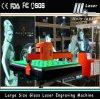 2d Laser Engraving Machine pour Decoration Glass Hsgp-L