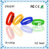 Colorful Silicone Pulseira USB, pulseira USB Flash Drive, Pulseira USB Flash Drive 2,0