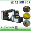 Ytb-4600 non tissé 4 couleurs de l'équipement d'impression flexo