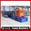 La fabricación de la escala del marco de la bandeja de cable lamina la formación de la máquina