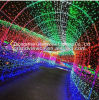 Эффектное Lightup Tunnel СИД String Lights для Decoration