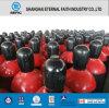 De industriële Naadloze Gasfles van het Helium van het Staal (ISO9809 219-40-150)