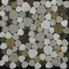 Seleção polido Pebble Pedra Natural Mosaico Mosaico de mármore (VS-PPBB92)