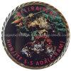 Moneda del recuerdo de la bóveda de la foto