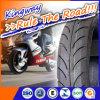 ISO9001: 2008 zugelassener China-Hersteller-Qualitäts-Motorrad-Reifen mit Gefäß