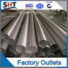 Tubo de acero inoxidable de ASTM A312/tubo