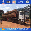販売のためのCummins Engineのログの交通機関のログのトレーラトラック