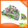 Equipamento interno do centro do jogo do lugar das crianças da forma de canto para a venda