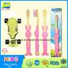 Kinder/Kind-Plastikzahnbürste-Baby-Sorgfalt-Zähne, die Produkte weiß werden
