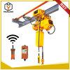휴대용 전기 호이스트 1000kg 220V 소형 전기 체인 호이스트