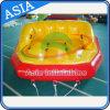 UFO pazzesco gonfiabile sicuro trainabile di giro mobile gigante per divertimento del gioco dell'acqua