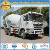 Shacman 6X4 교반기 트럭 8 M3 구체적인 드럼 믹서 트럭