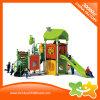 Double-Deck Park-Teildienst-Spielplatz-Geräten-Kind-Plättchen mit Tic Tac der Zehe