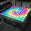 fase del video LED Dance Floor di 65W 10X10pixels Digitahi