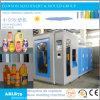 Saft HDPE Flaschen-Plastikblasformen-Maschine