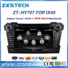 Audio lettore DVD dell'automobile per Hyundai IX40 con DVD Bluetooth
